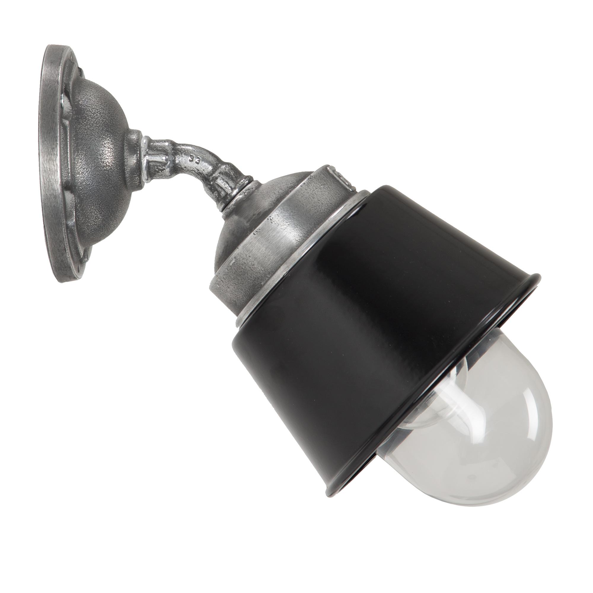 Wandlamp Kostas 45 Zwart