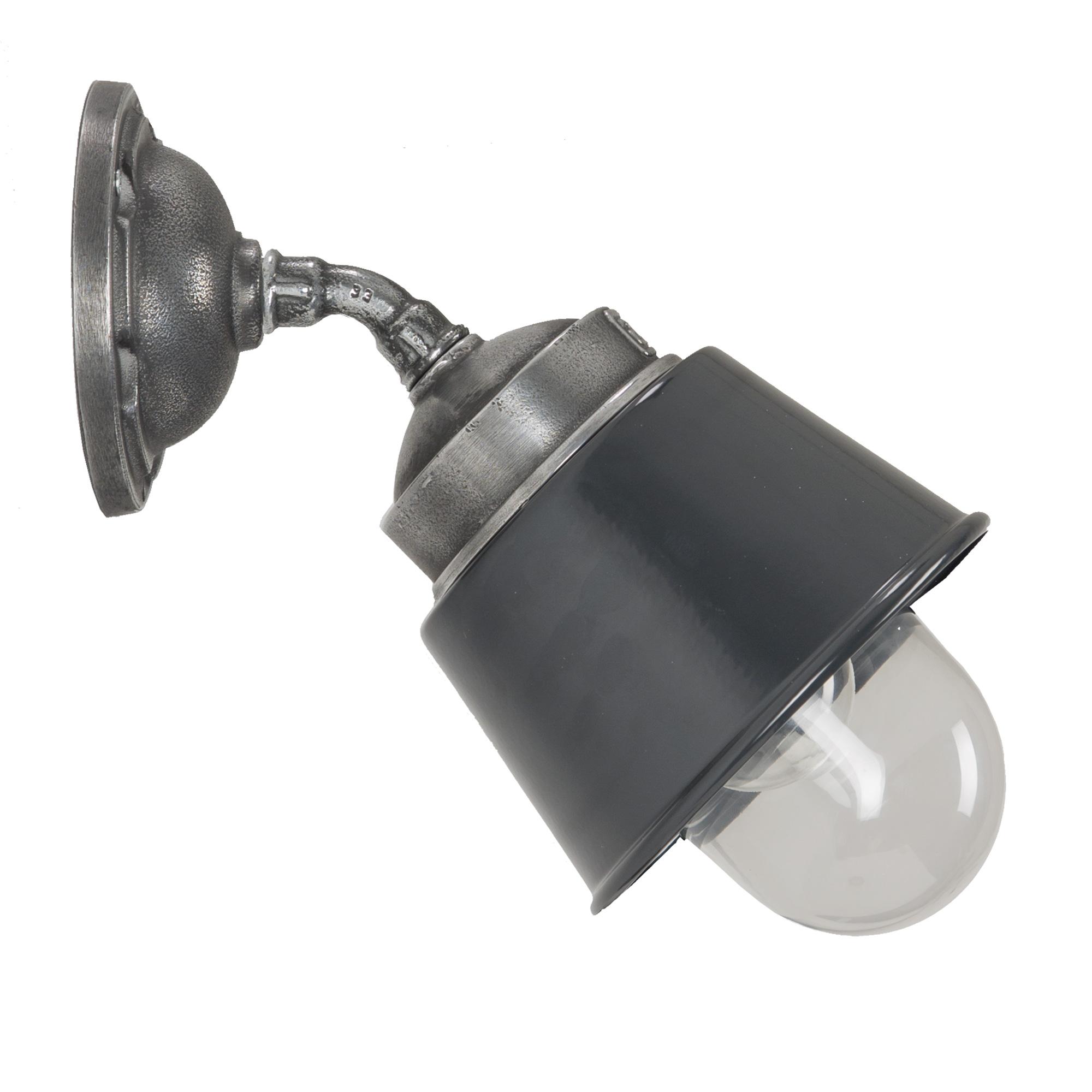 Wandlamp Kostas 45 Antraciet