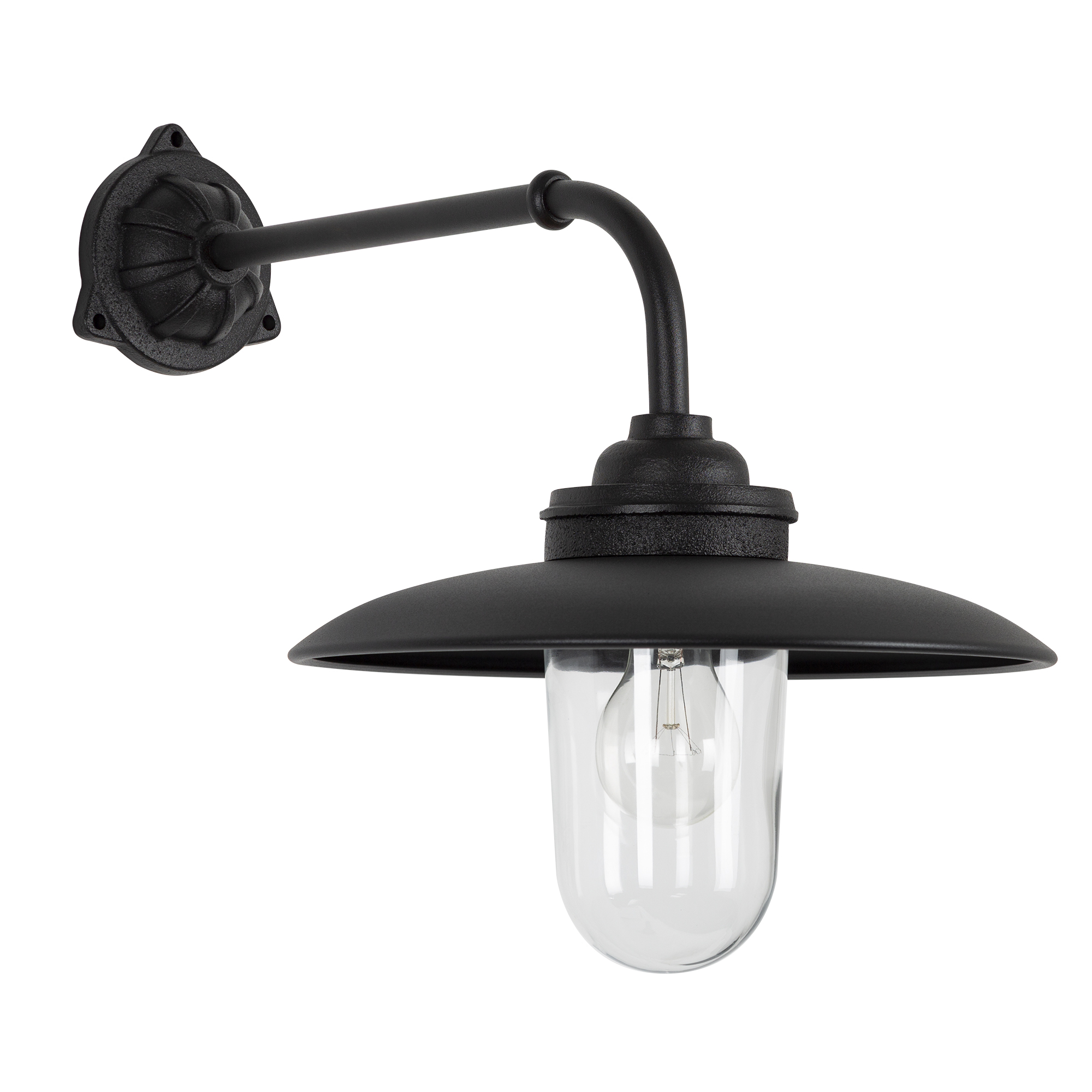 Provence Stallamp Zwart