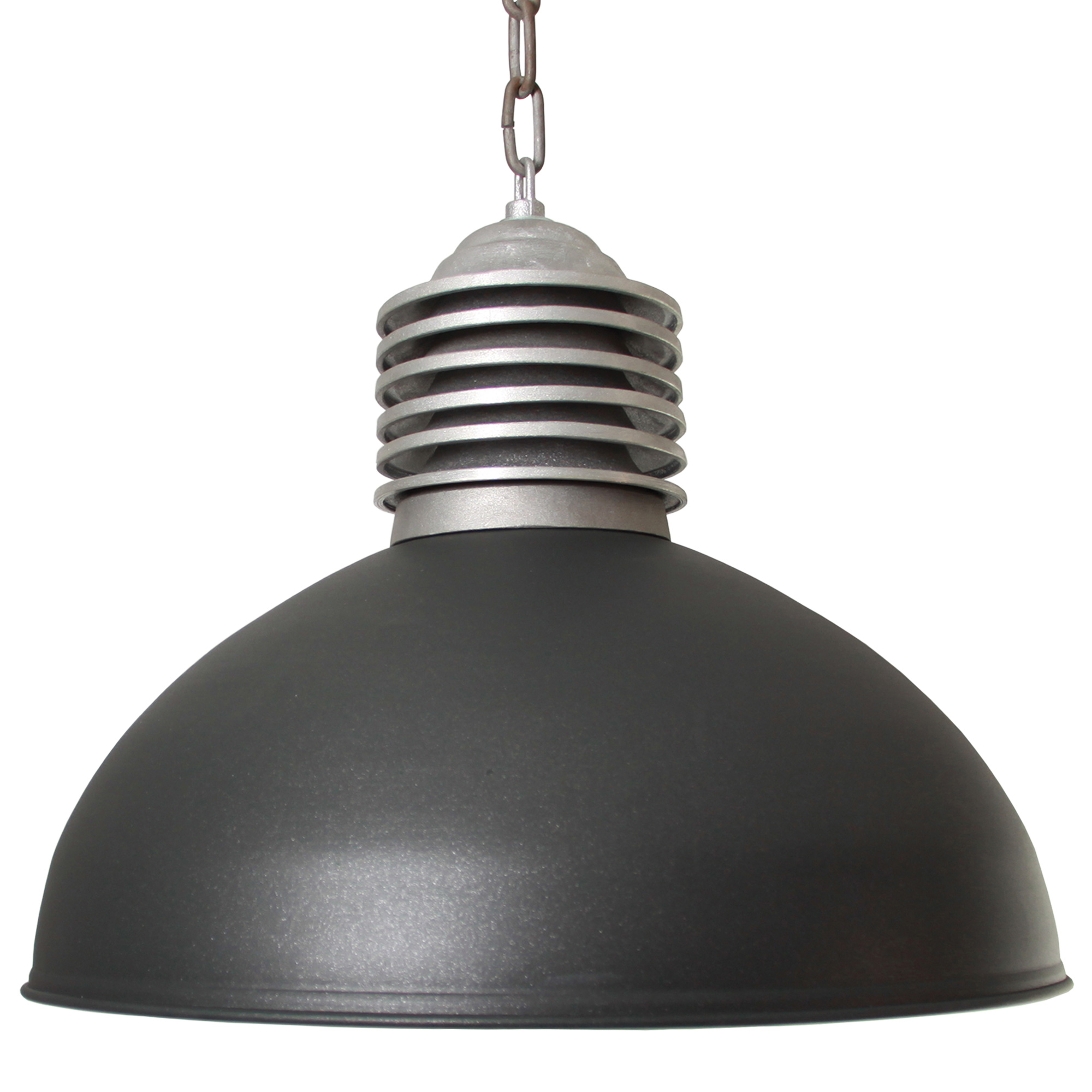 Hanglamp Old Industry XXL Antraciet