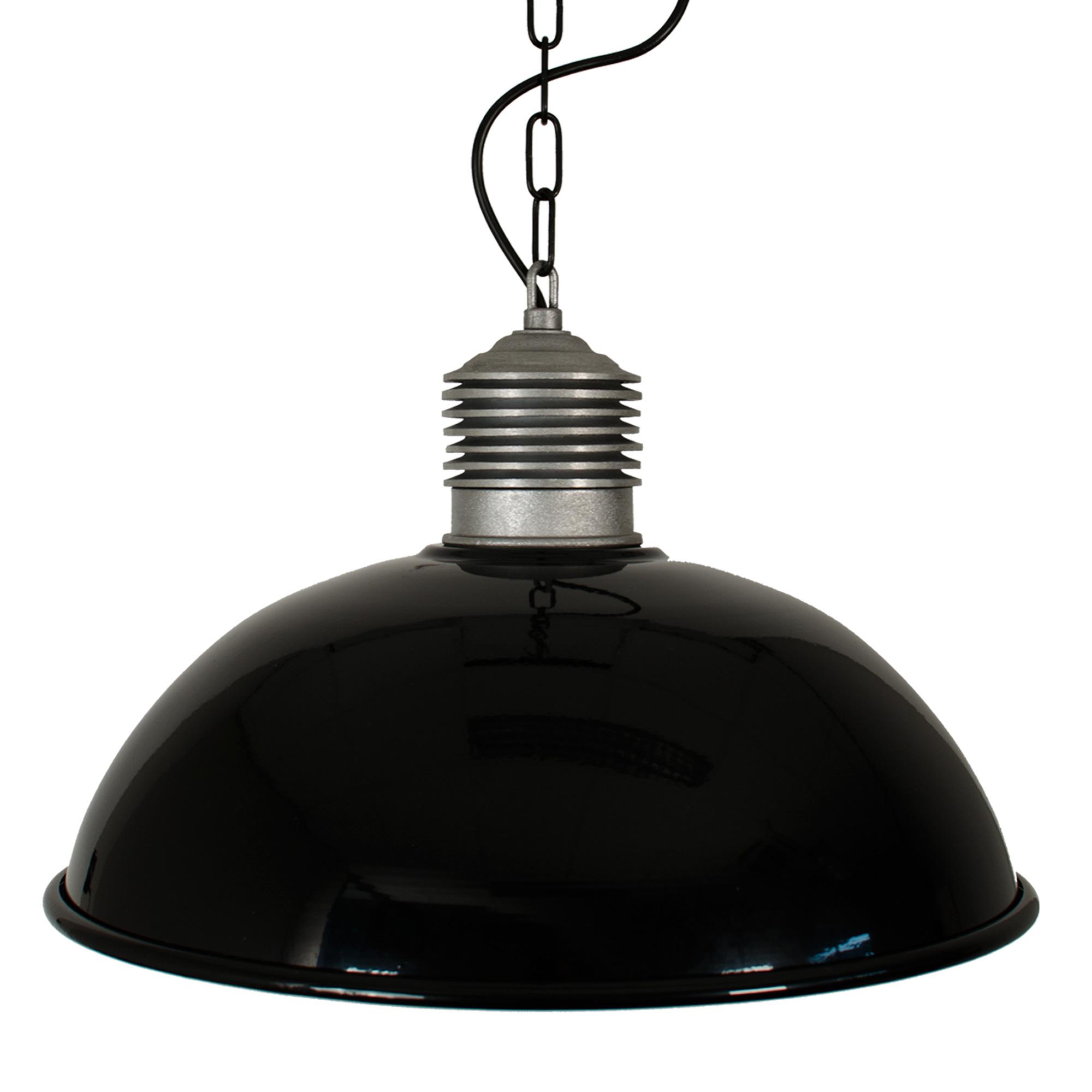 Hanglamp Industrieel II Zwart