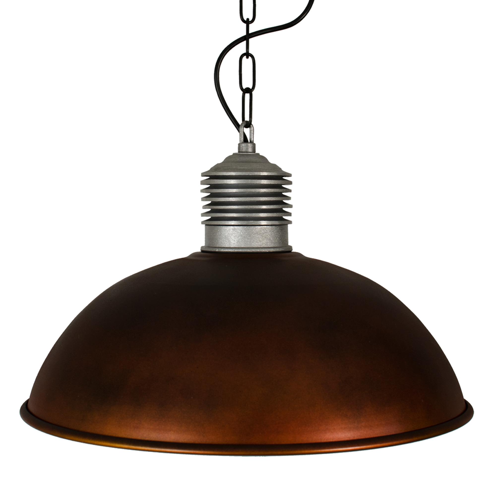 Hanglamp Industrieel II Copper Look