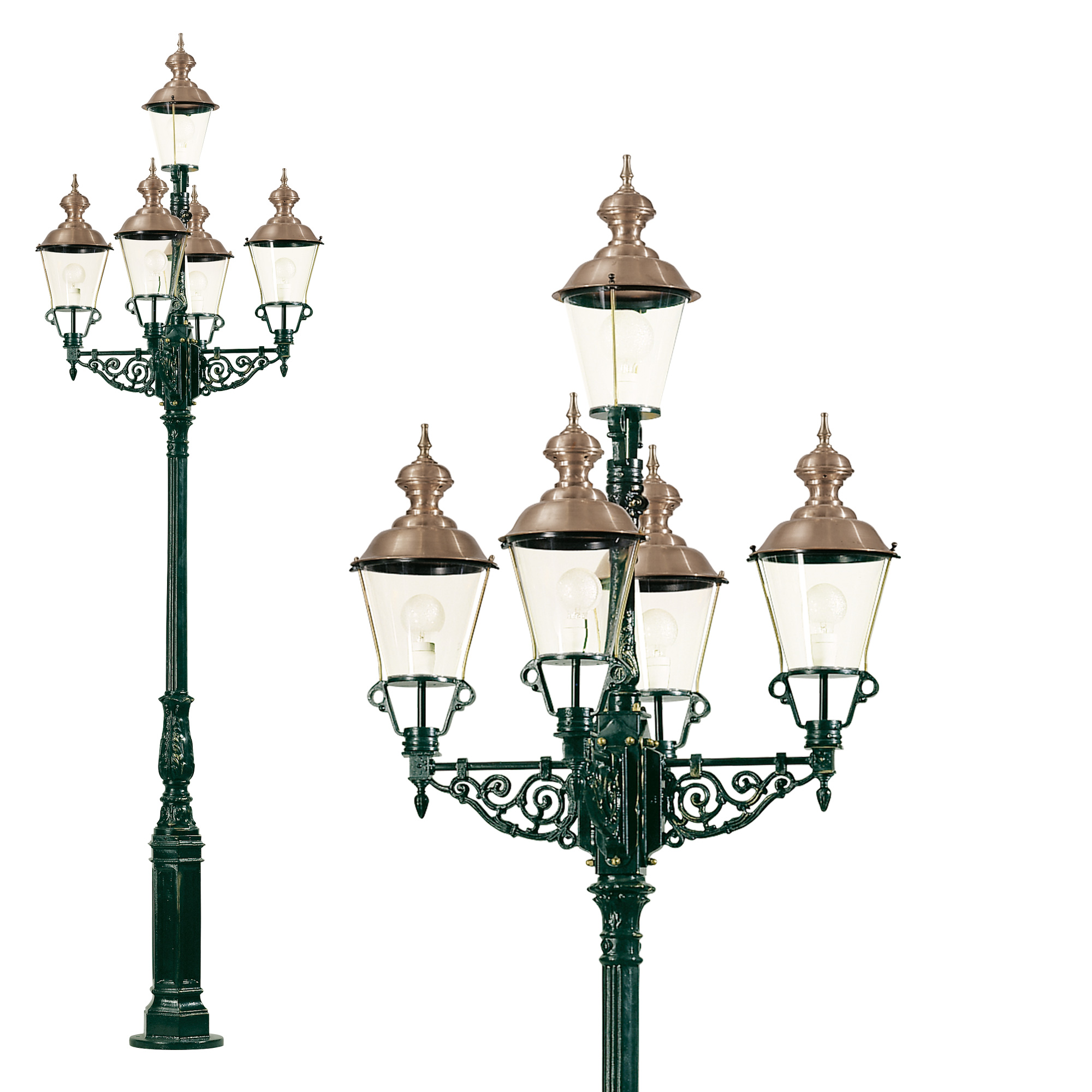 Monaco tuinlamp
