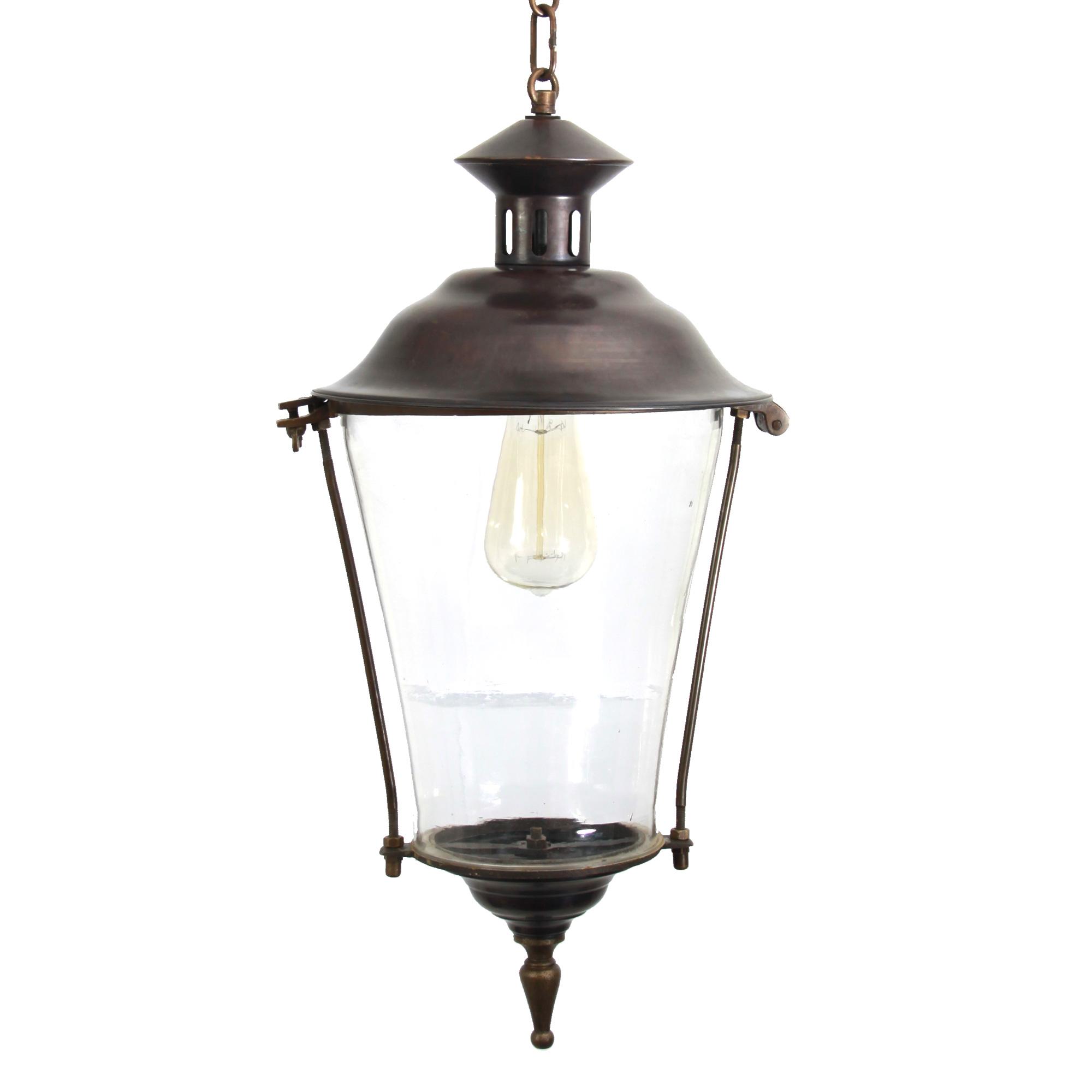 Veranda Lamp Rustiek Groot