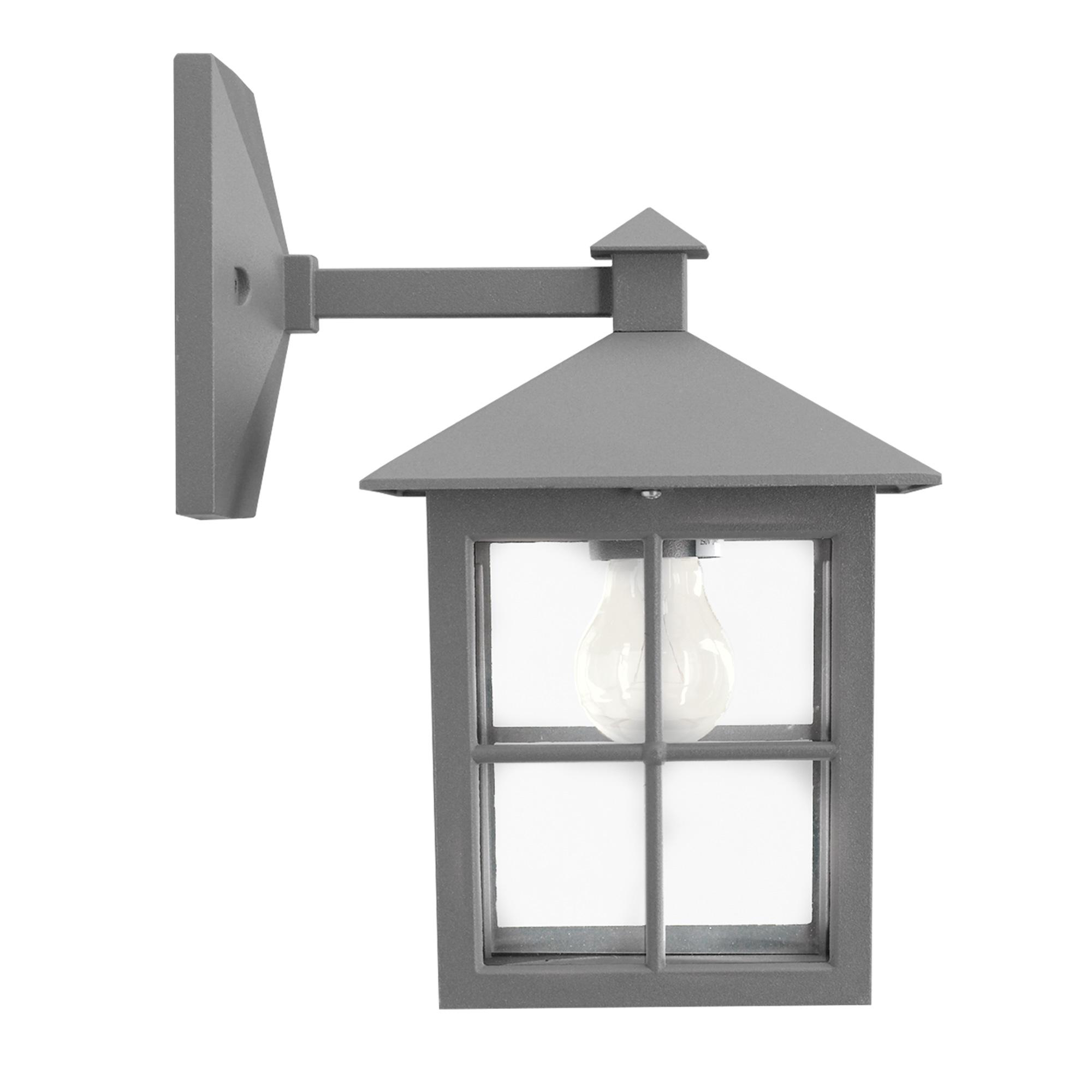 Buitenlamp Arlano Dag Nacht Schemersensor LED
