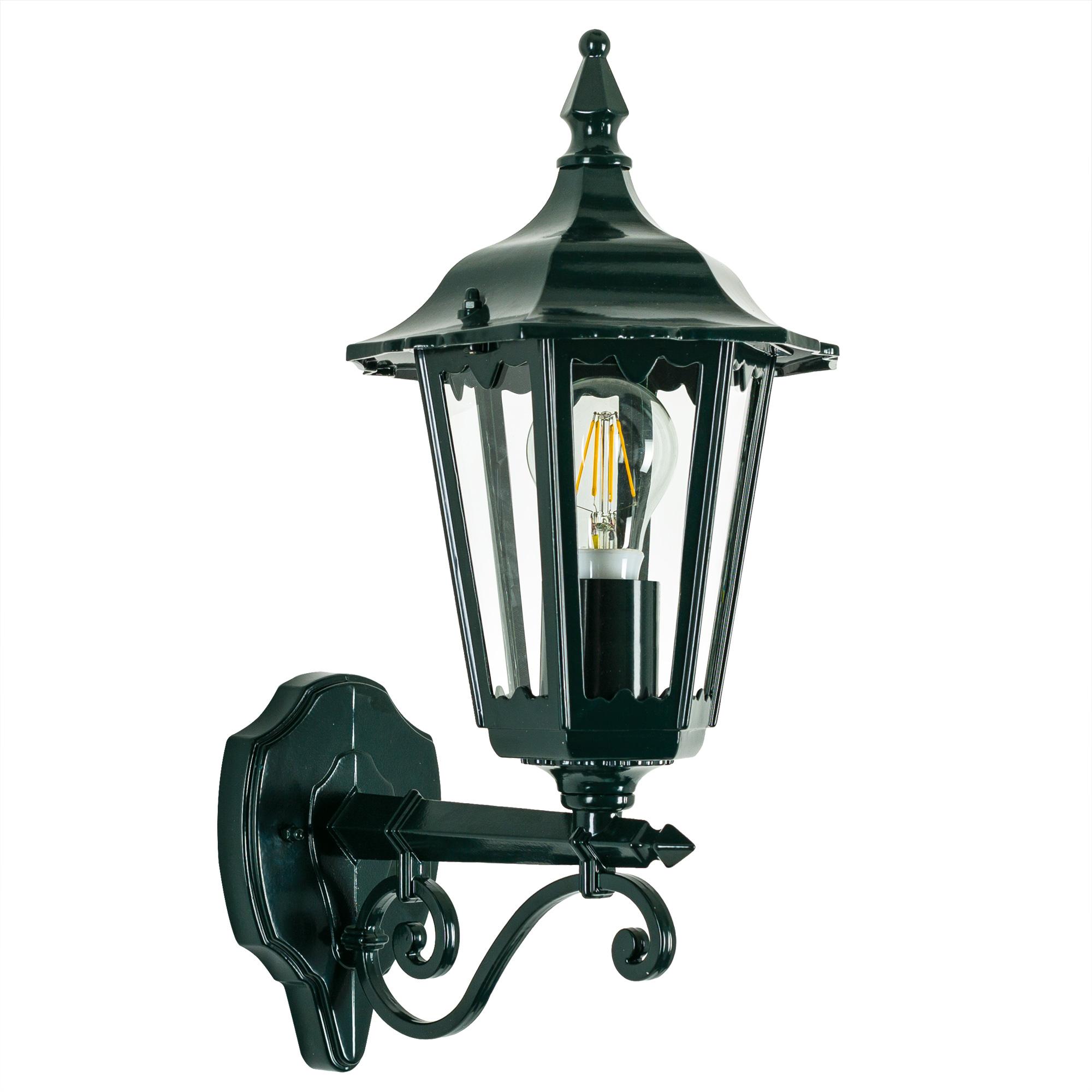 Muurlamp Sfeero staand Zwart