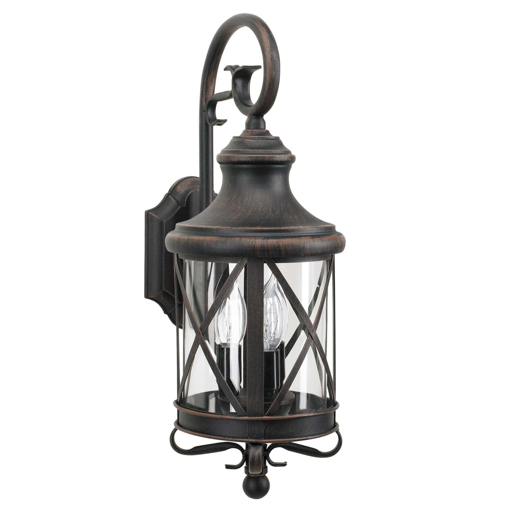 Romantica buitenlamp 3-lichts