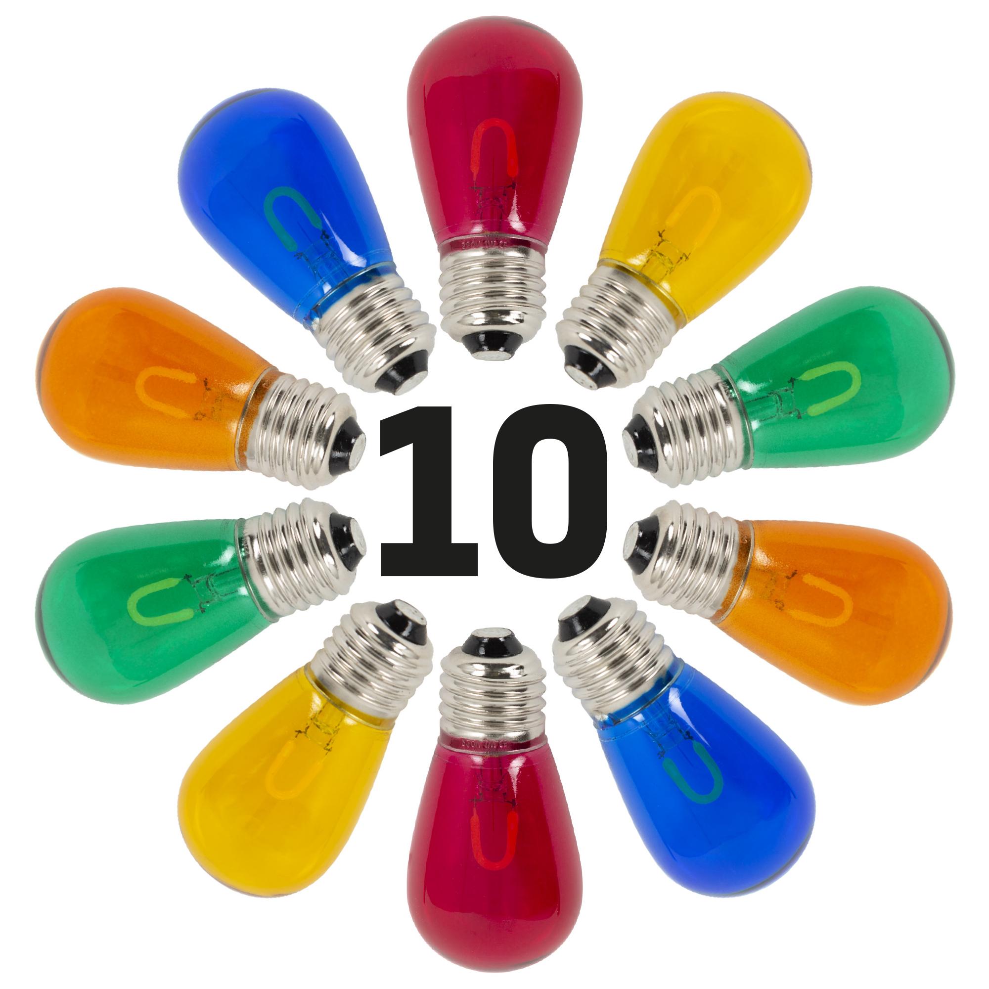 Feestverlichting LED kleur