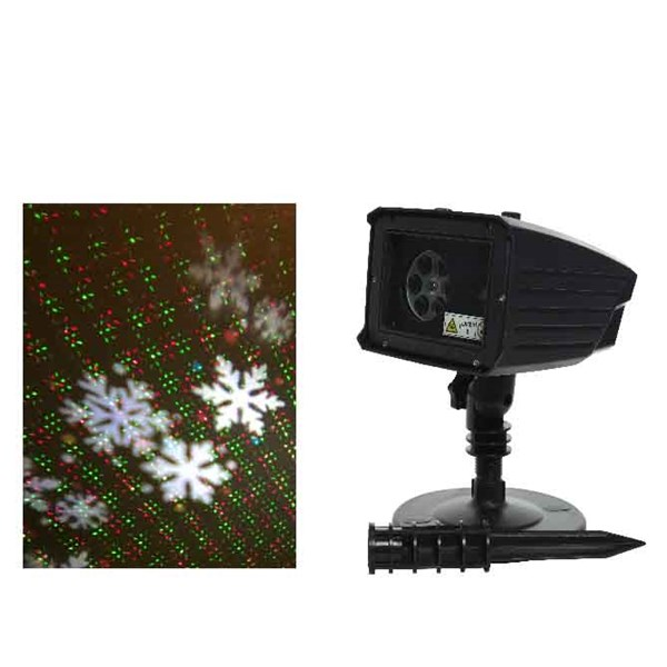 LED Kerst Projector