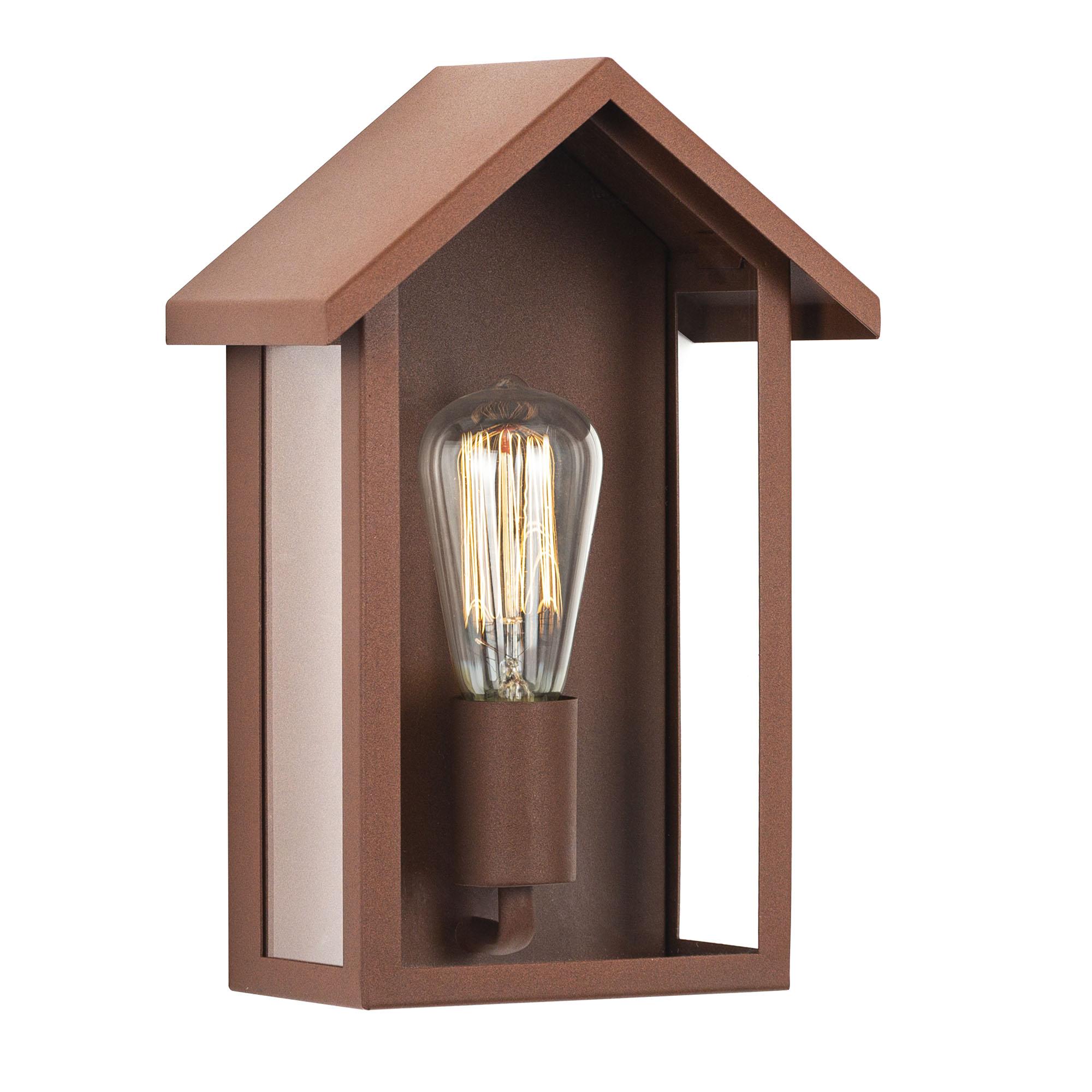 Wandlamp Casa Corten