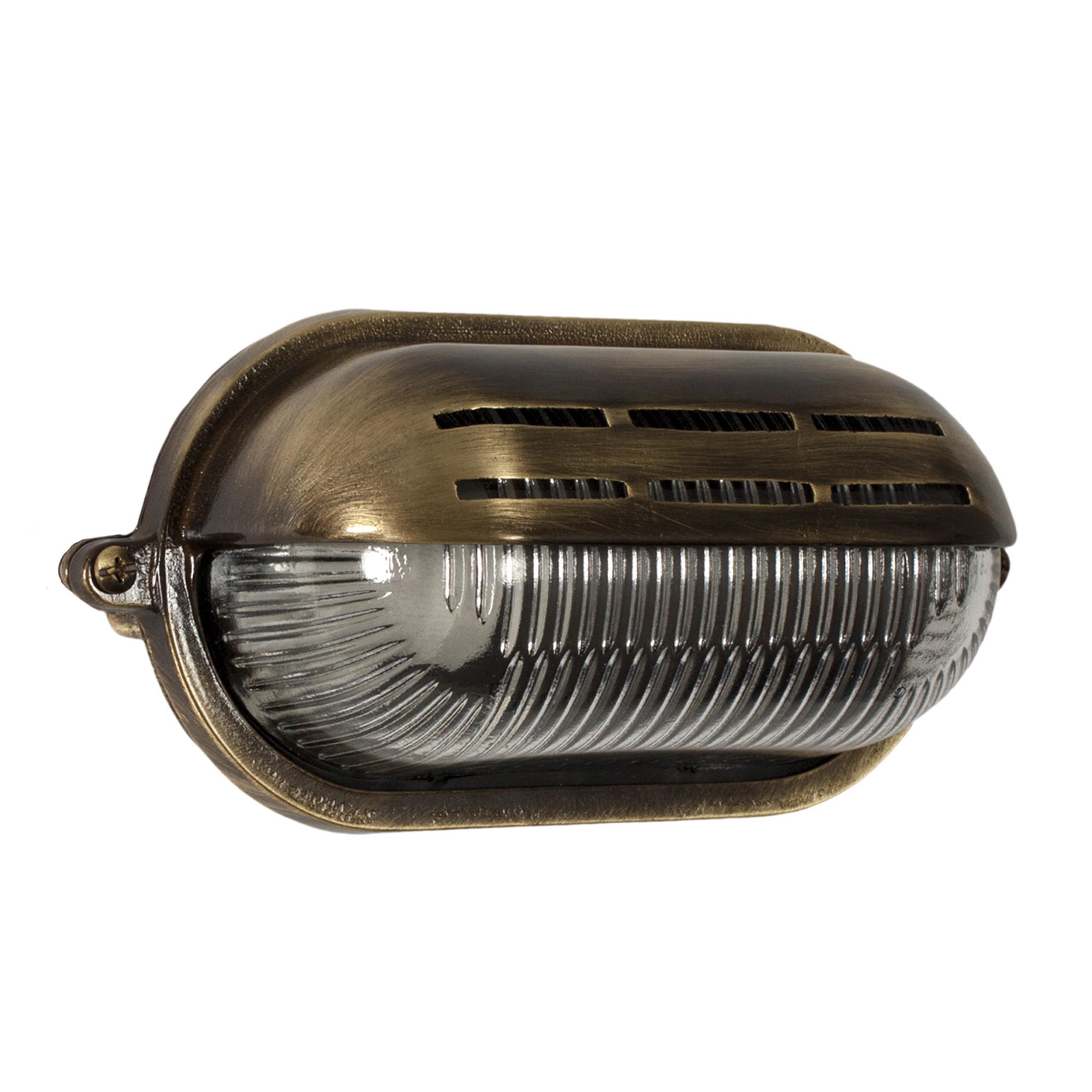 Gulf Scheepslamp brons