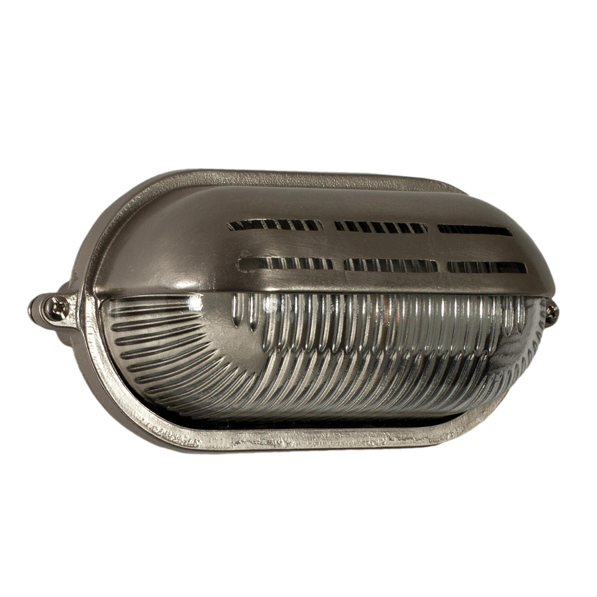 Gulf Scheepslamp Nikkel