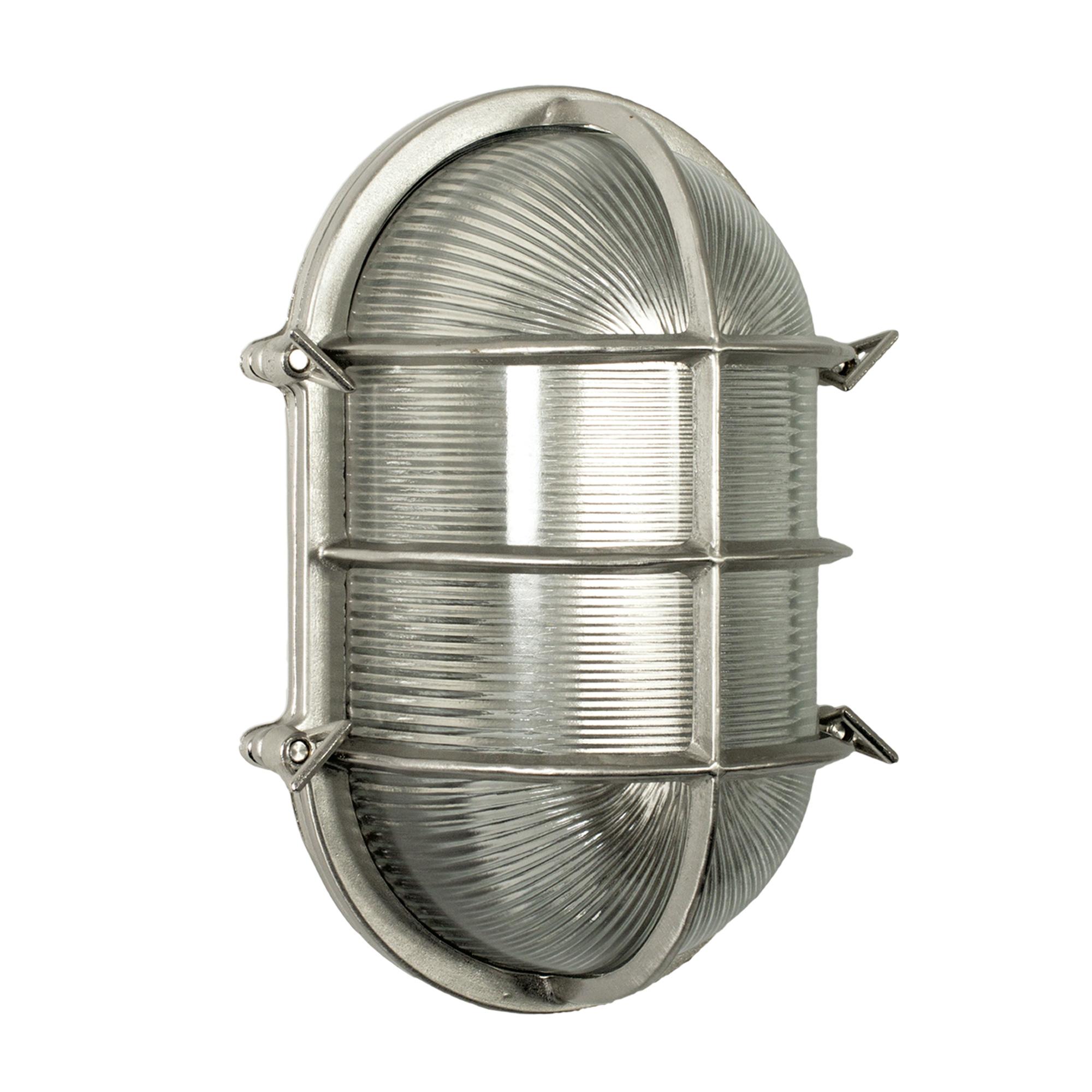 Scheepslamp Nautic IV Nikkel