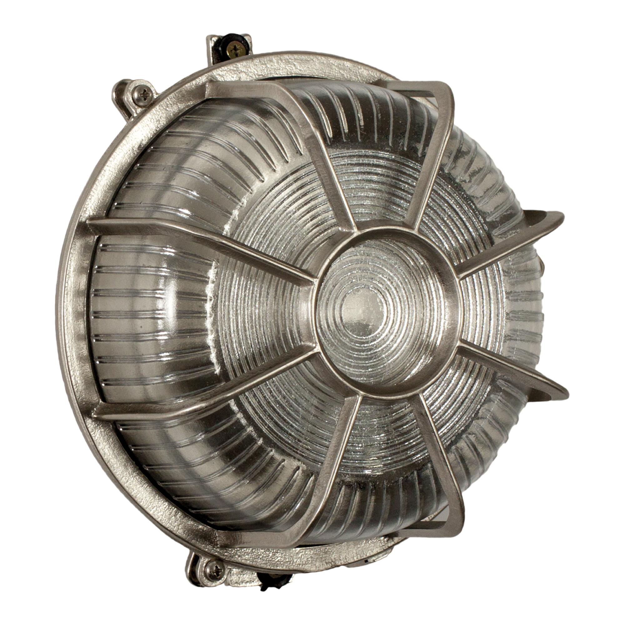 Scheepslamp Bering Nikkel
