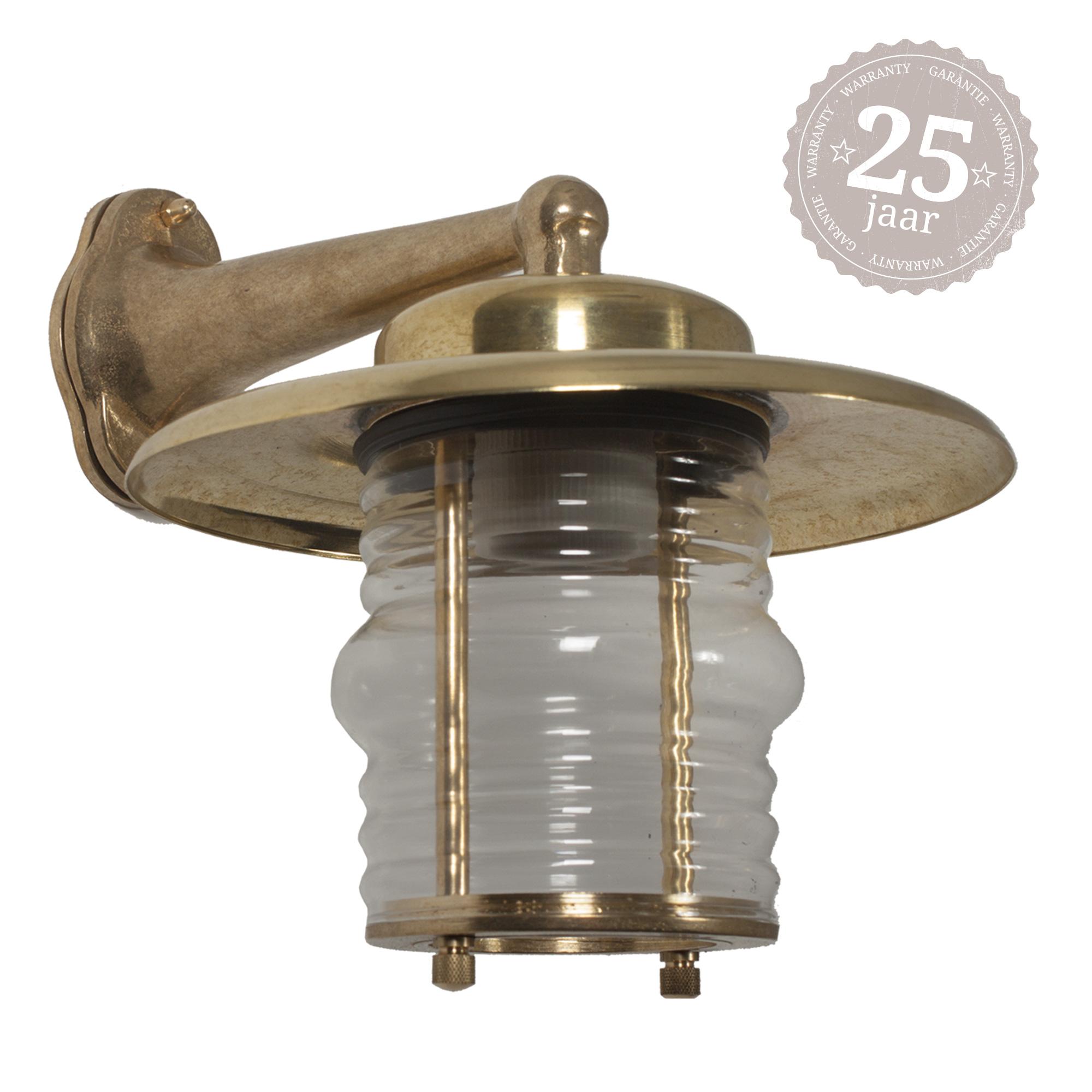 Scheepslamp Porto Cervo Brons
