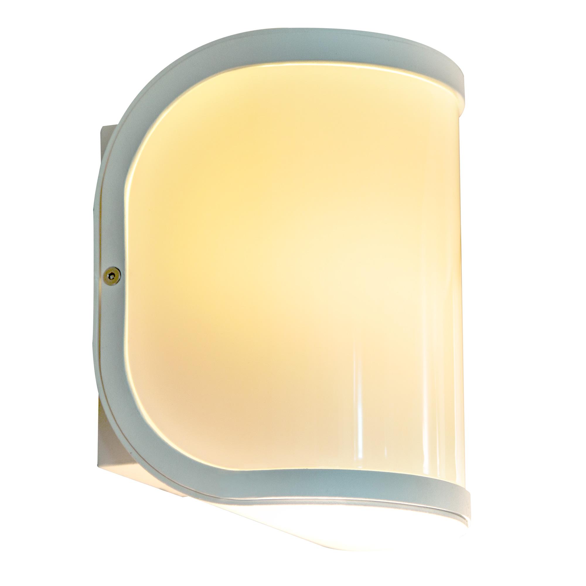 Wandlamp Vail White