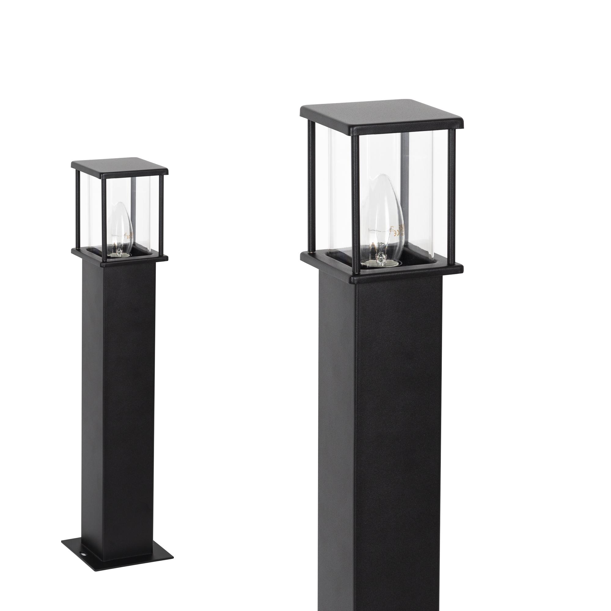 Tuinlamp Astro 2 zwart