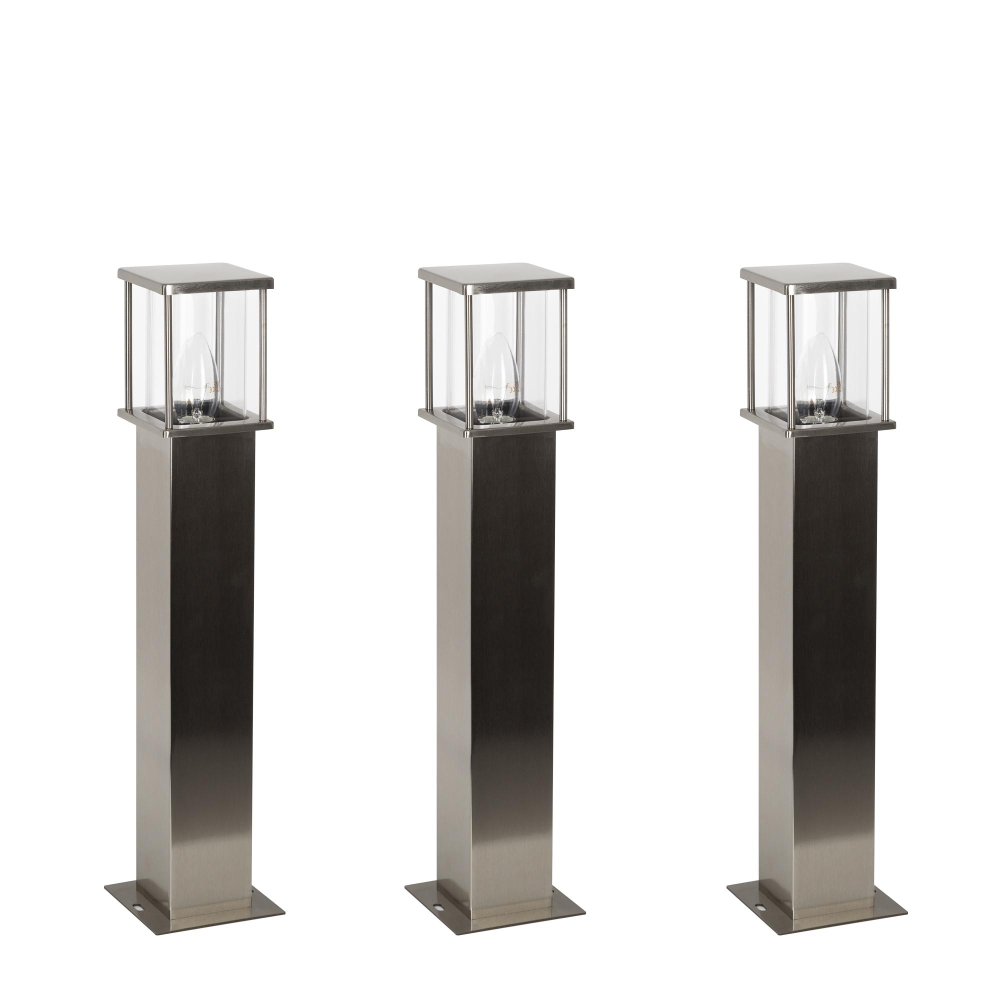 Astro 2 set 3 stuks tuinlamp