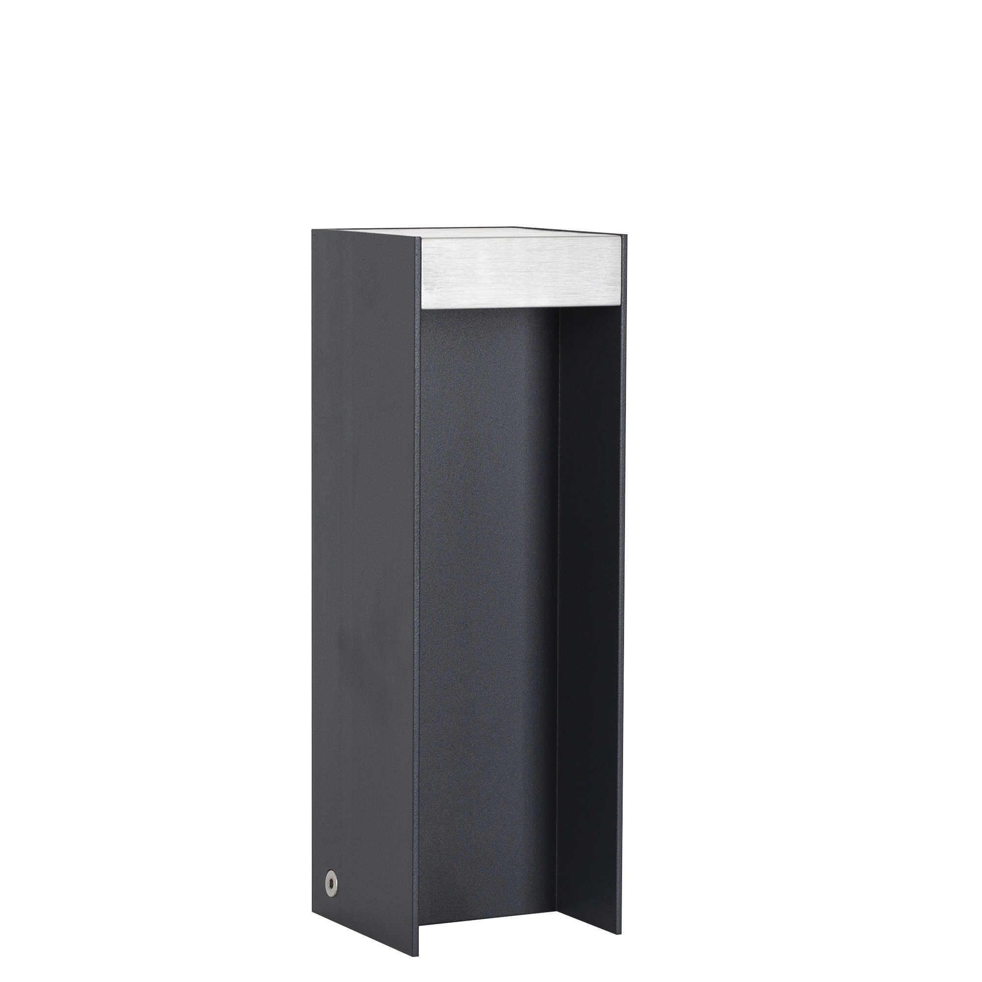 Aluminium buitenlamp Boxi 1