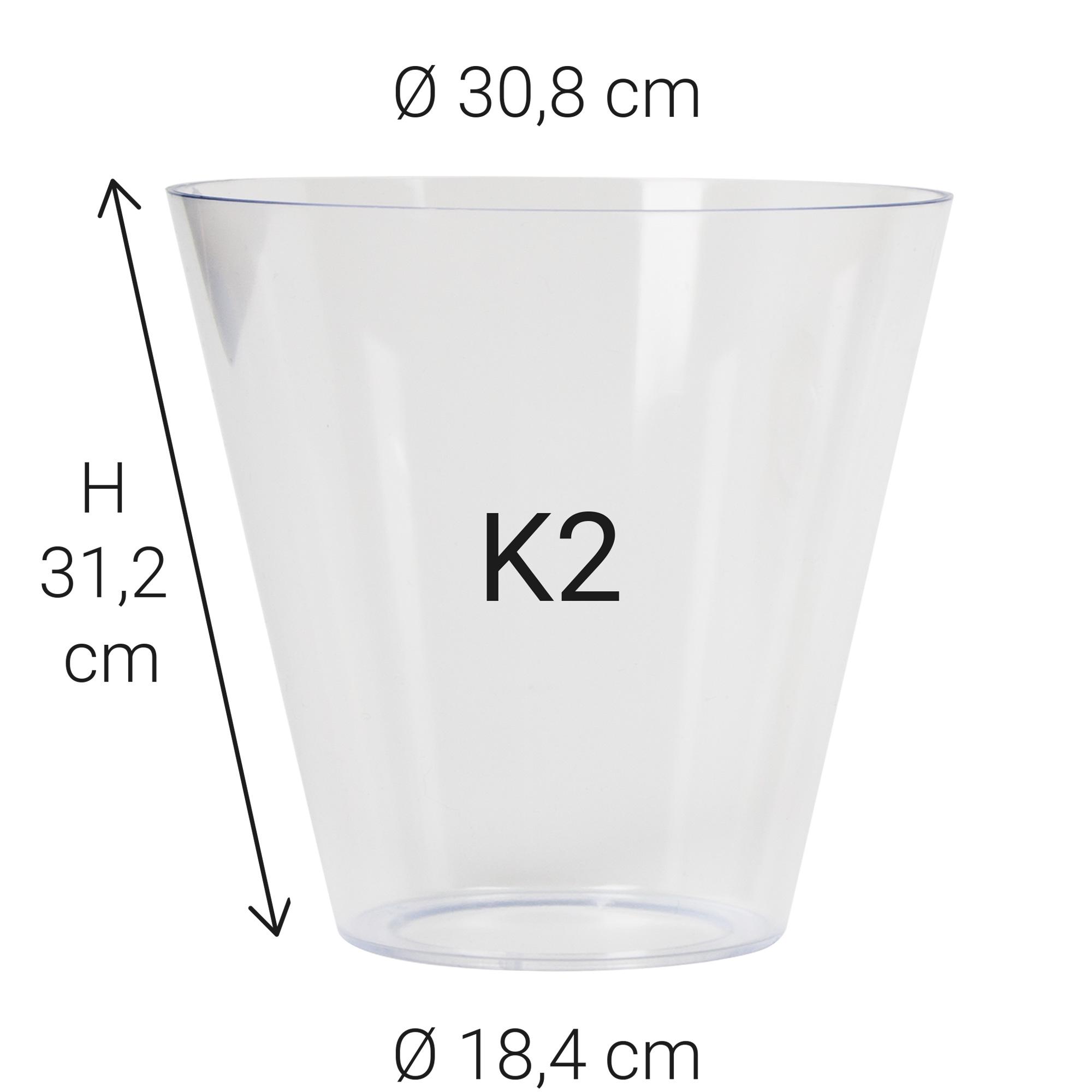 Echt Glas K2