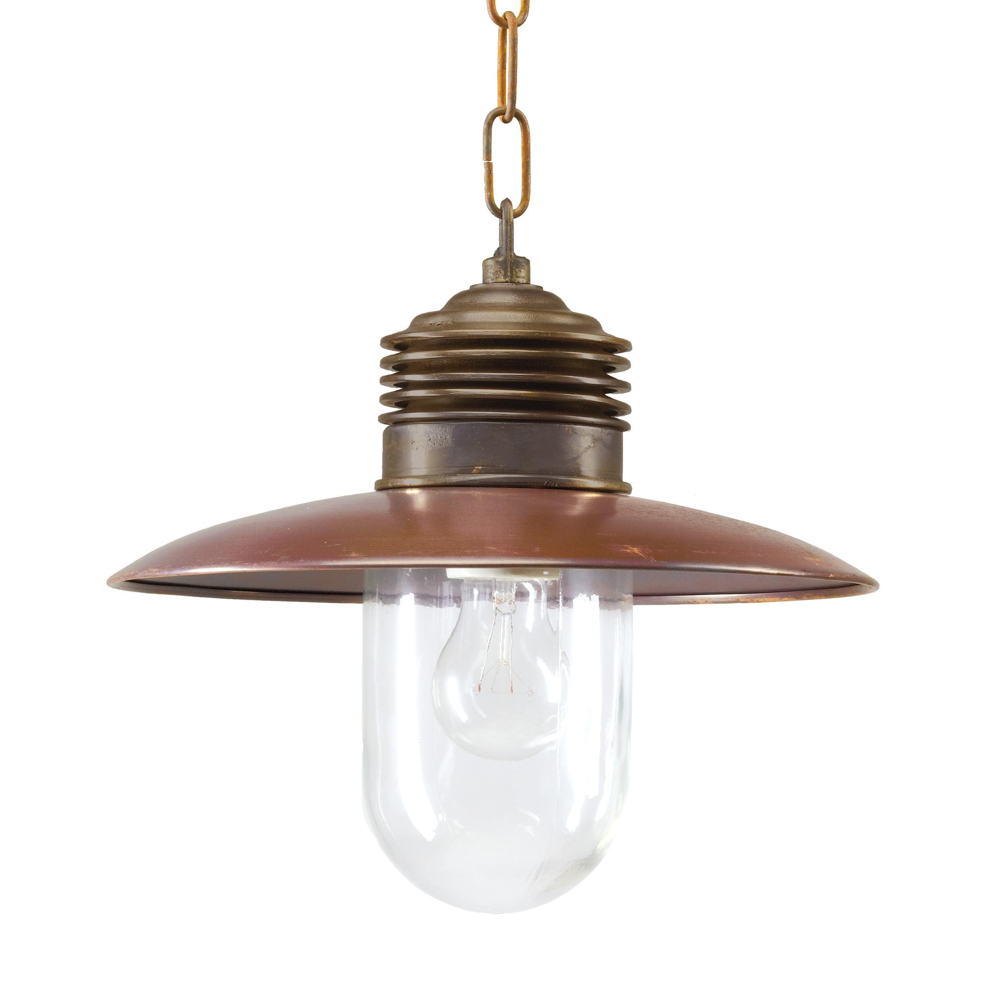 Hanglamp Ampère Brons Koper
