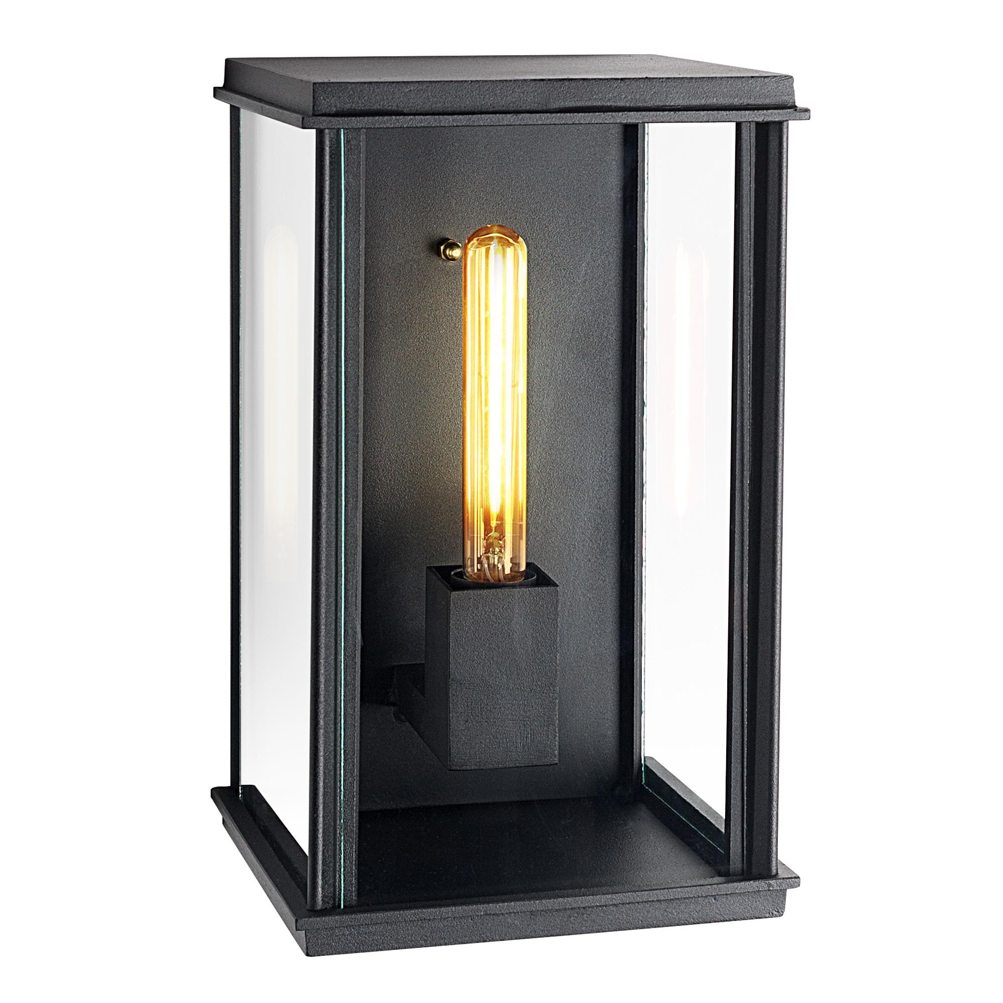 Buitenlamp Capital XL zwart