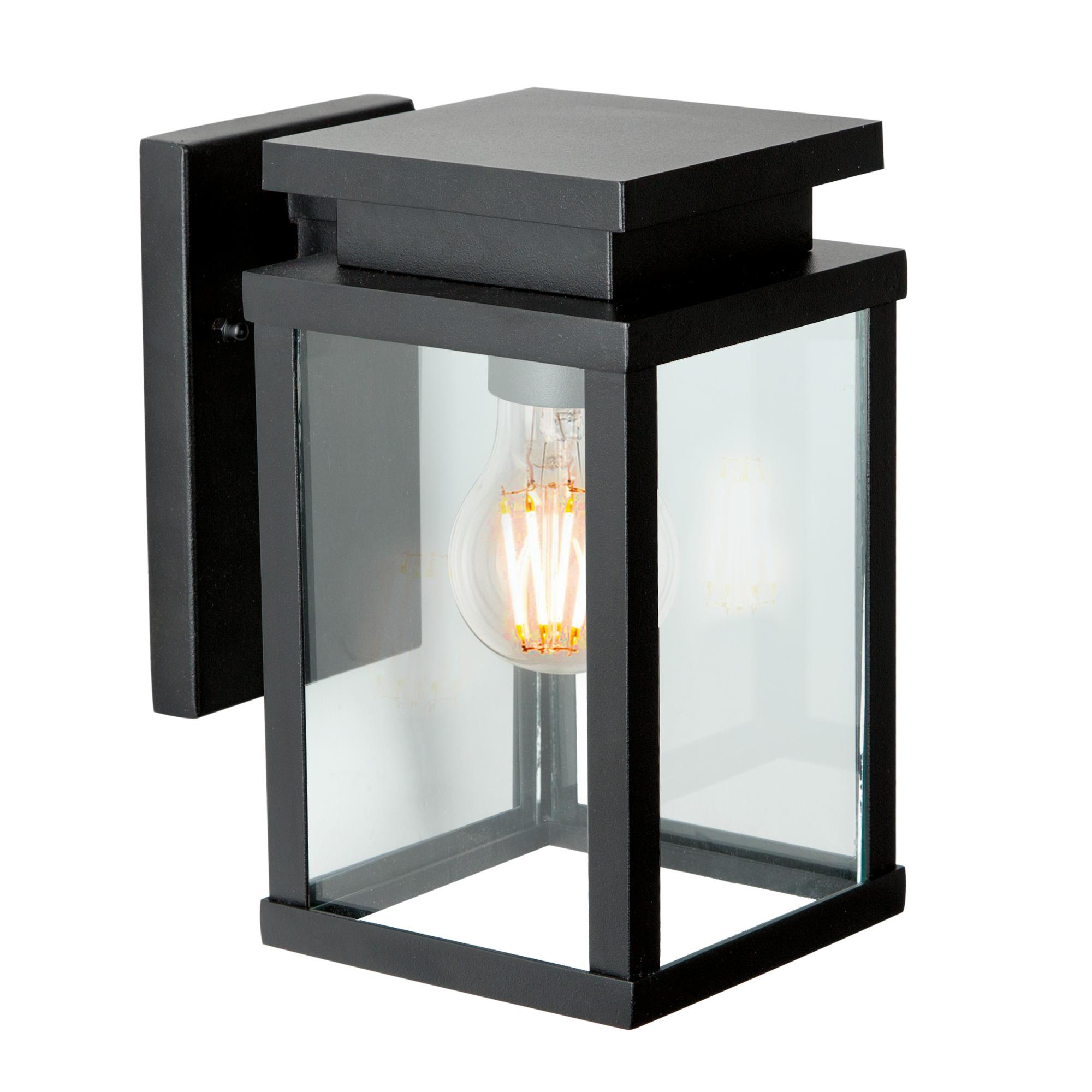 Buitenlamp Jersey Zwart