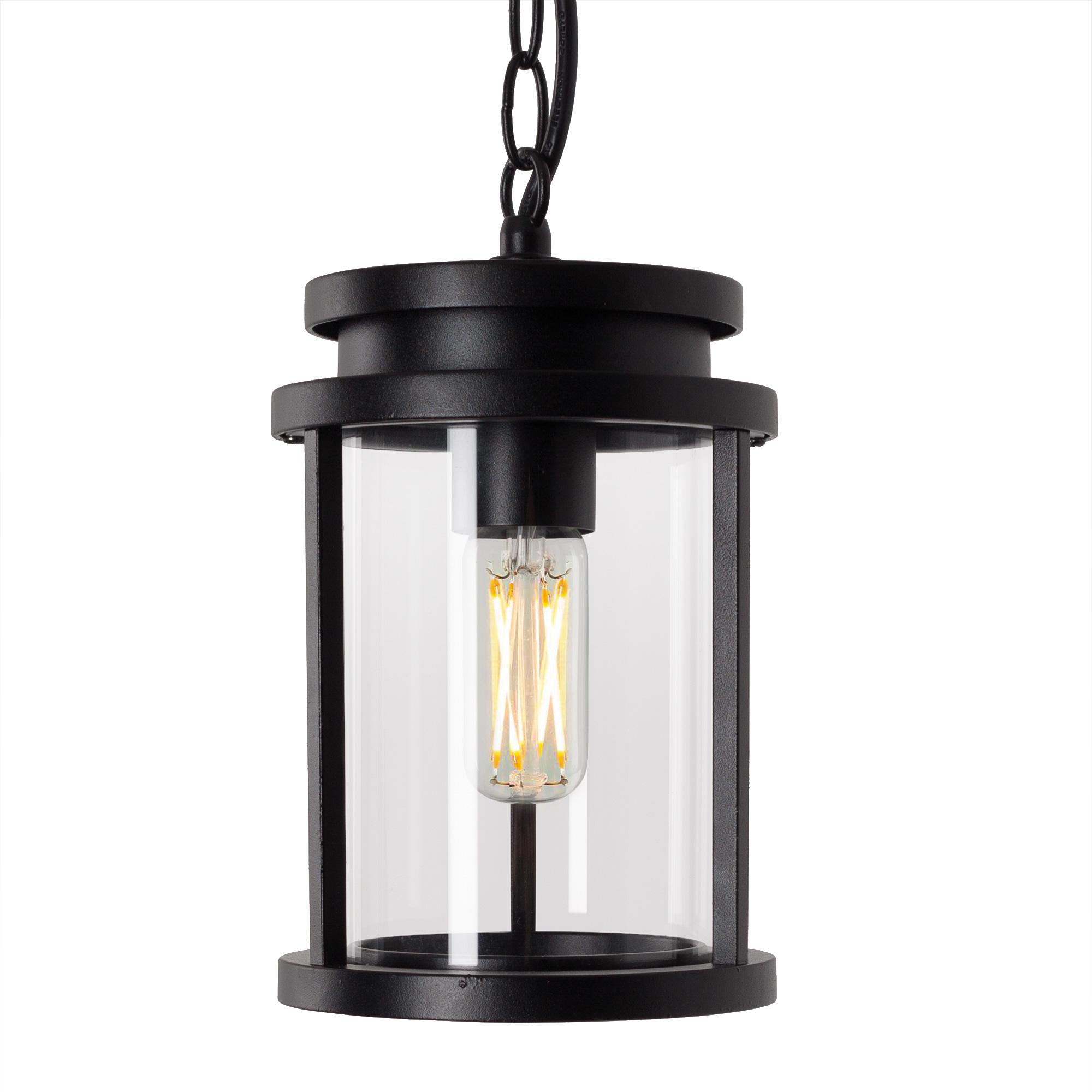 Buiten Hanglamp Zwart Sydney Aan Ketting