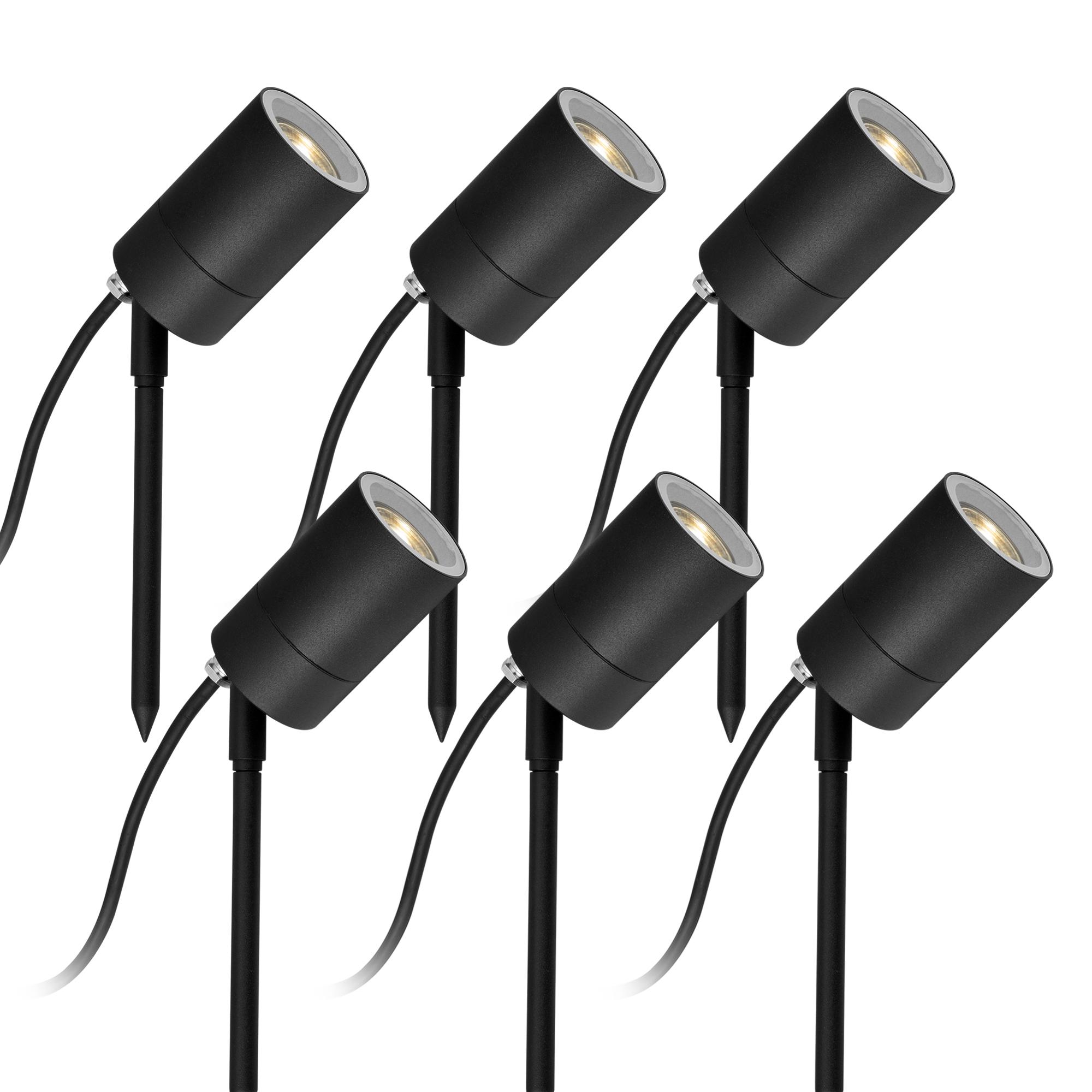 Set LED Pin 6 stuks