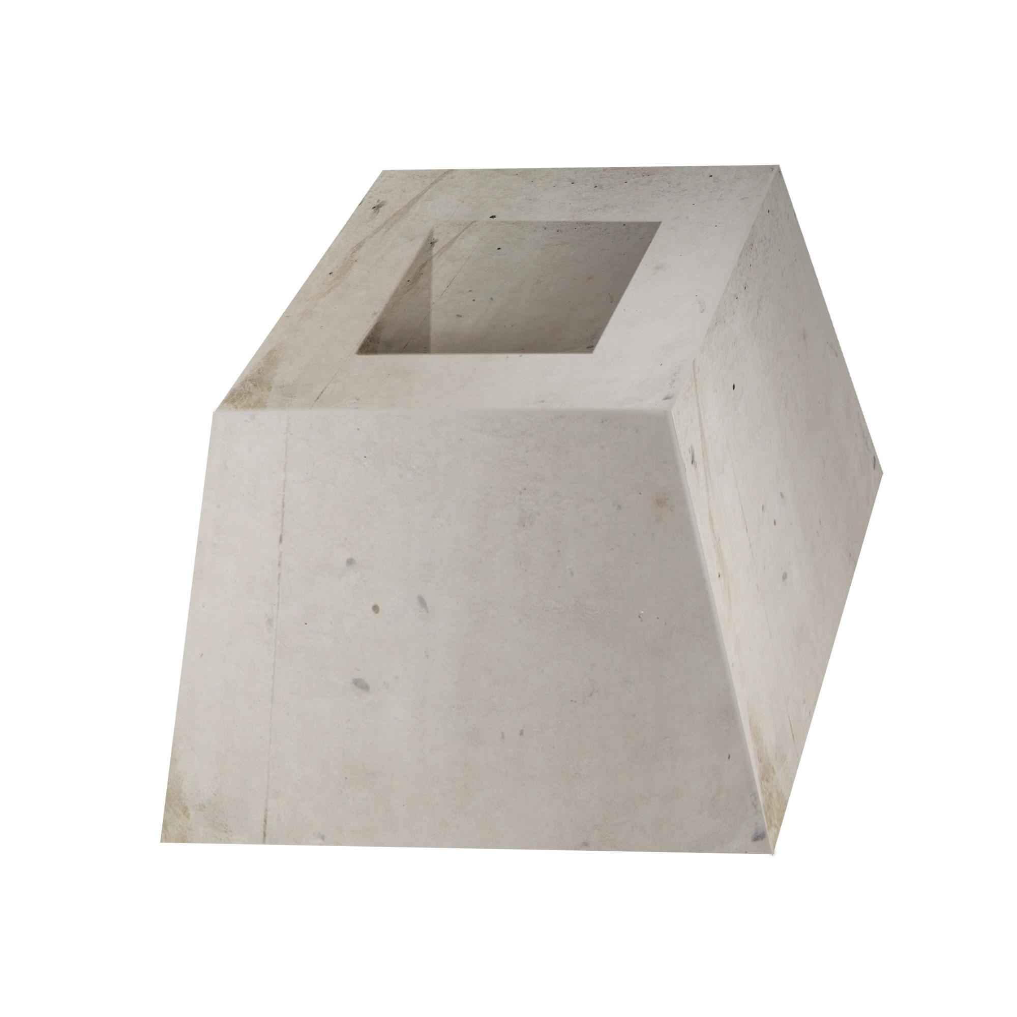 Betonblok vierkant