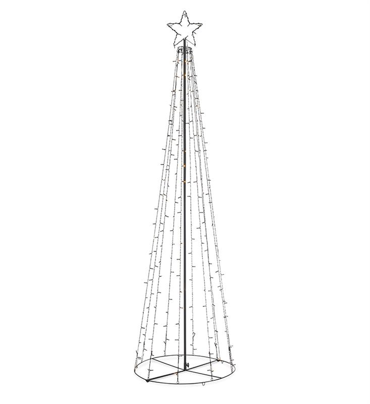 LED kerstboom 2,5 meter