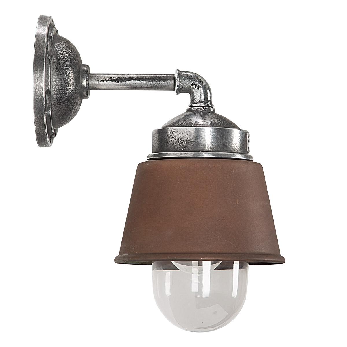 Wandlamp Kostas 90 Koper