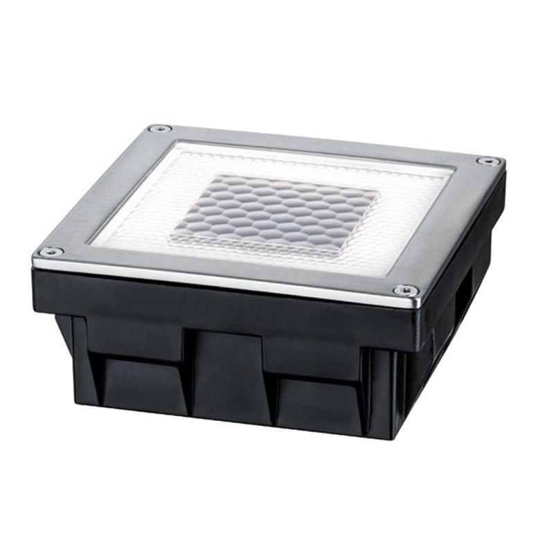Solar grondspot Cube 0,24W 100X100MM IP67