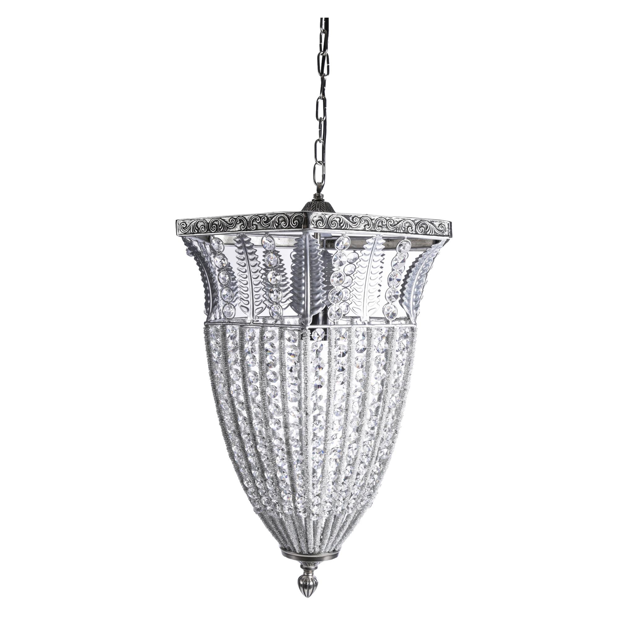 PTMD thrilling glass lamp diamonds