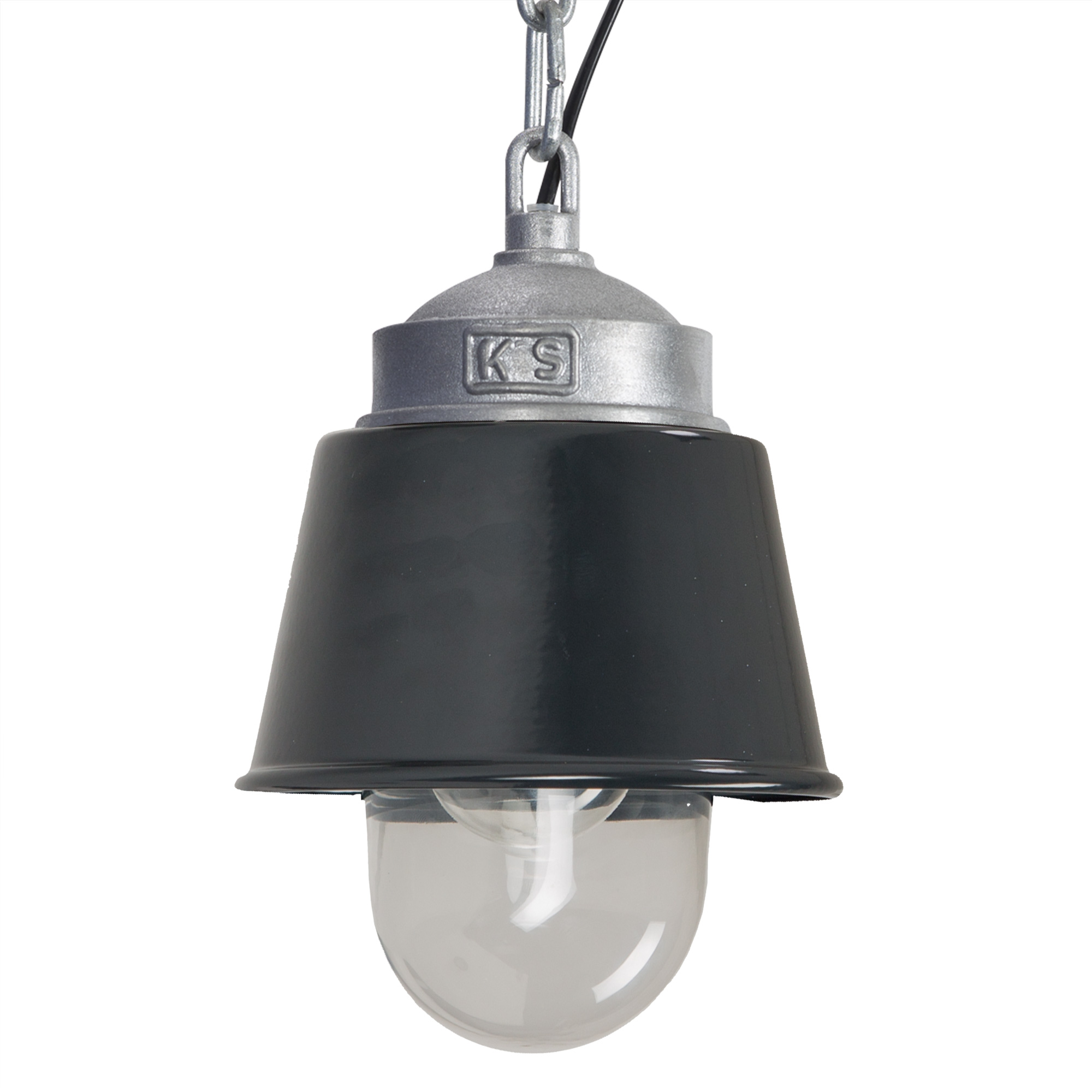 Kostas Hanglamp Antraciet