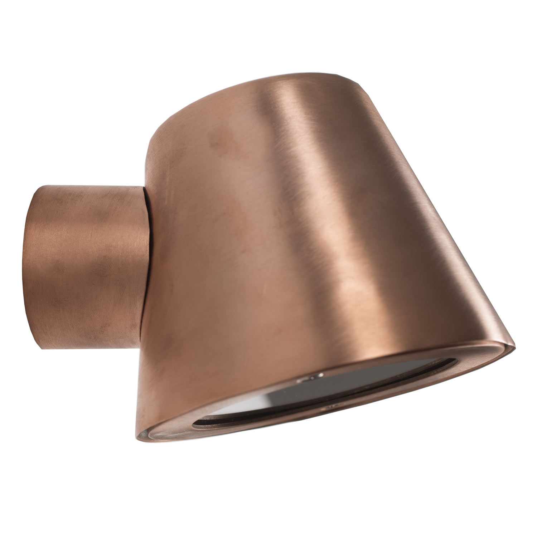 Vita Cup Wandlamp Koper