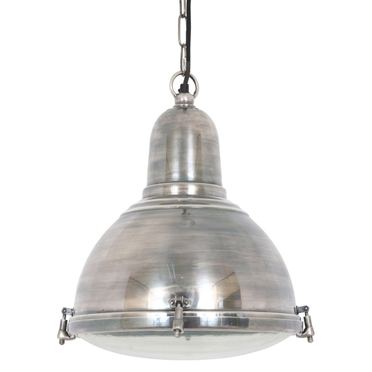 Albion Hanglamp Antiek Zilver