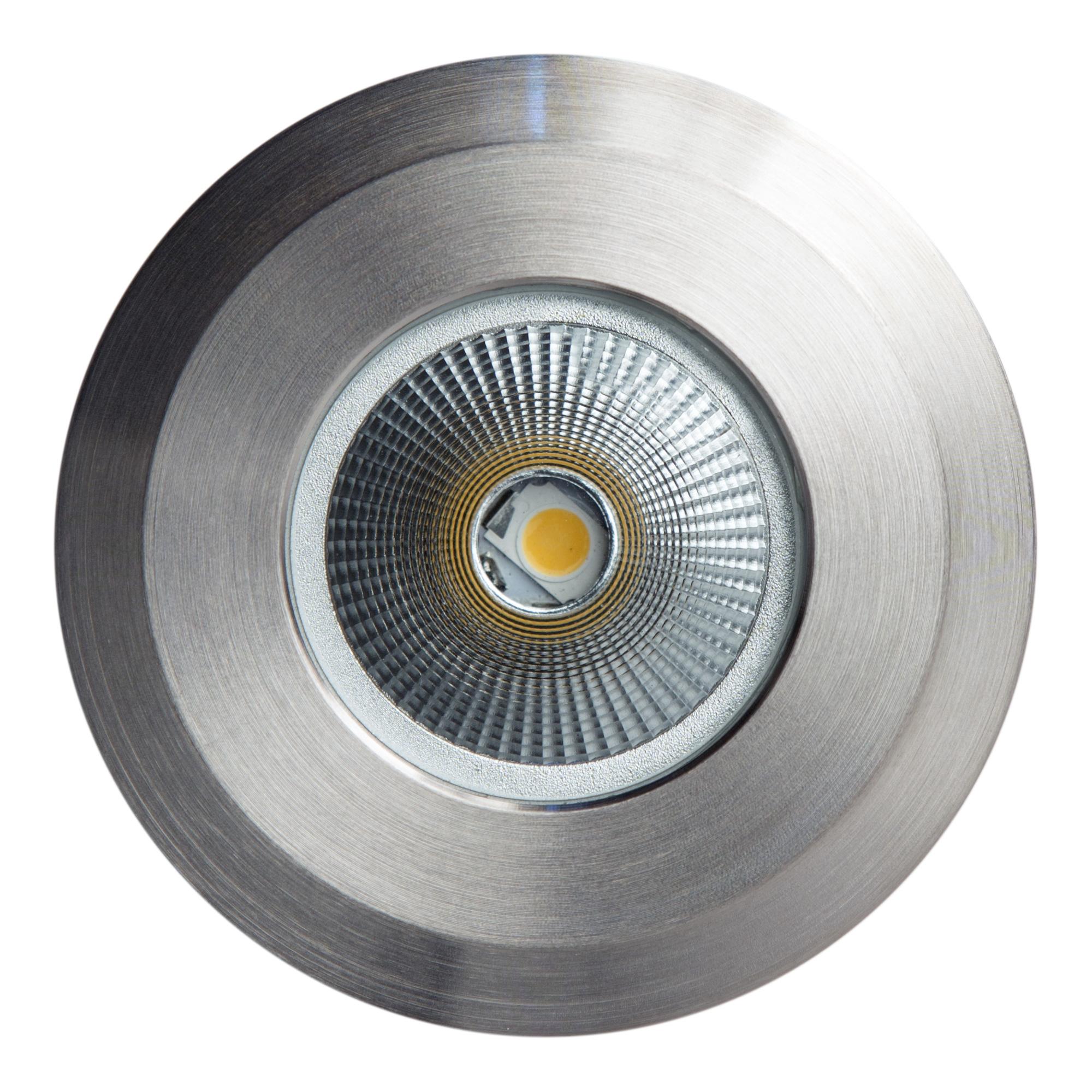 Mini Round PowerLED Ø8