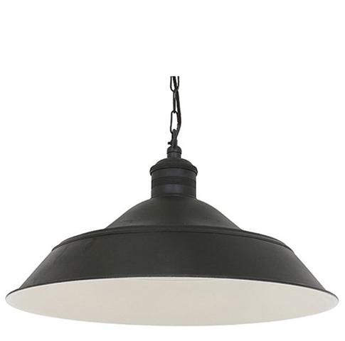 Nostaluce Lisbon Hanglamp Antiek Zwart