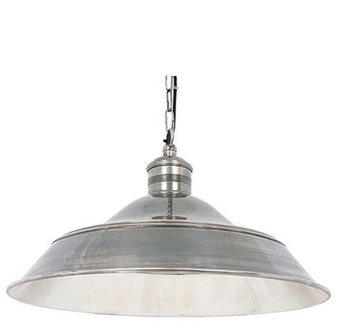Nostaluce Lisbon Hanglamp Antiek Zilver
