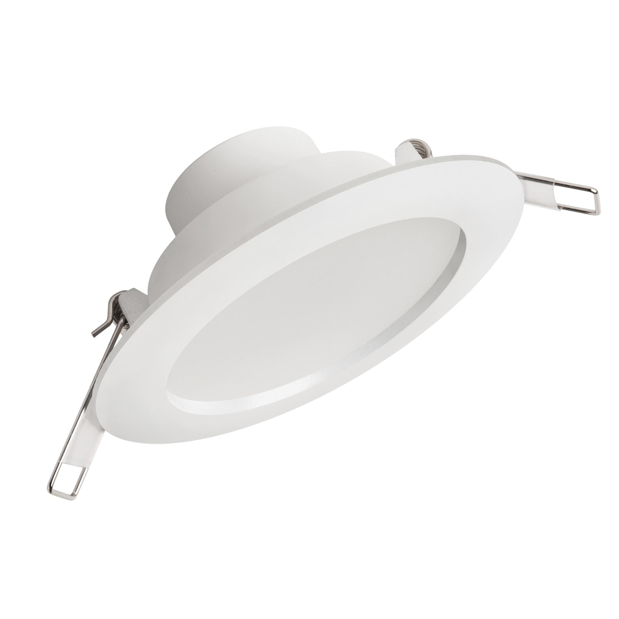 LED inbouwspot klein 620Lm